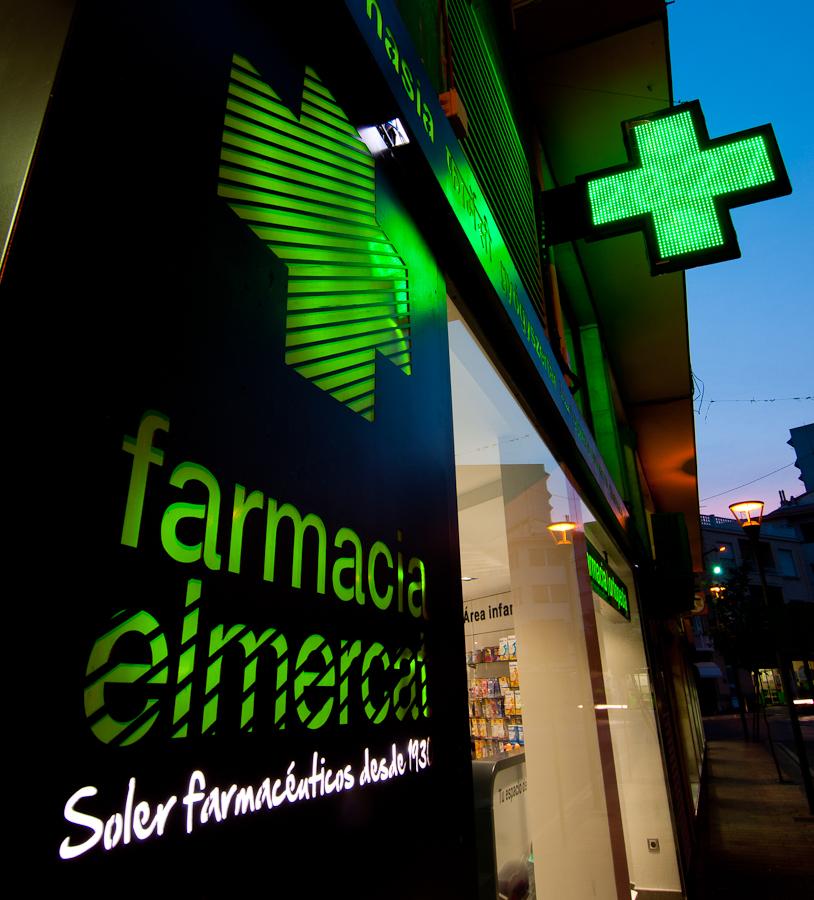 Farmacia Villajoyosa Ortopedia El Mercat Soler farmacéuticos La Vila Joiosa Alicante